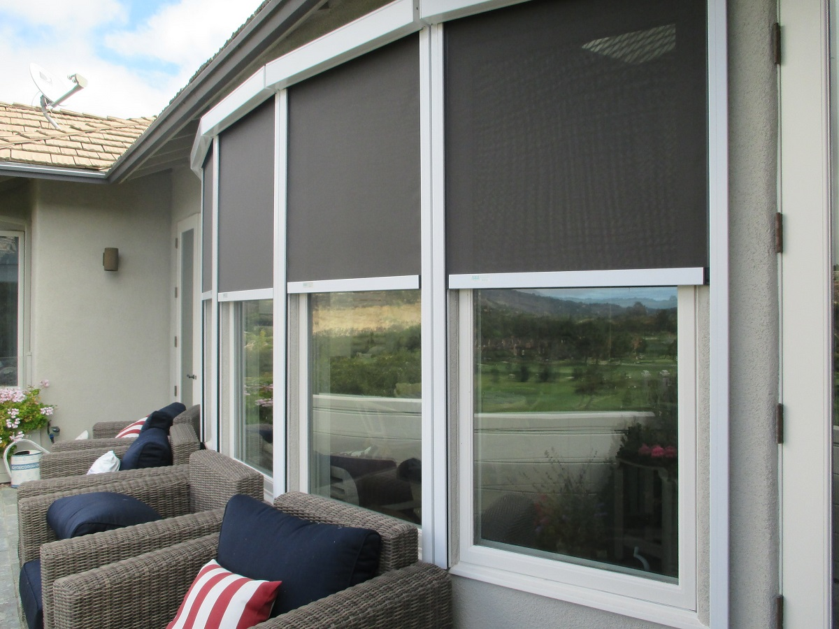 Motorized Blinds for House