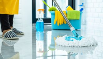 Advantages of Commercial Floor Cleaning