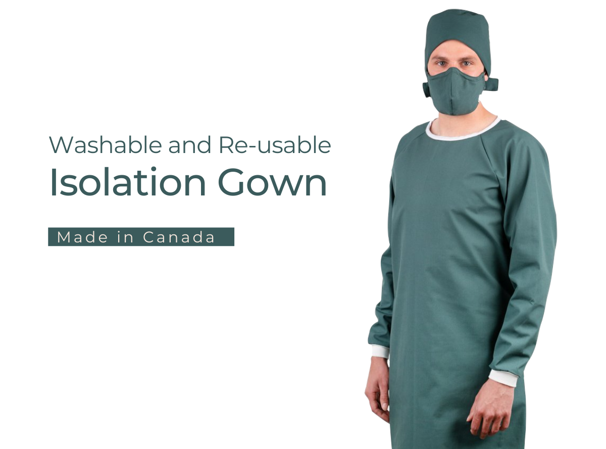 Isolation Surgical Gown